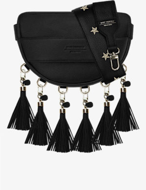 LUNA SET black FRINGE simple ix