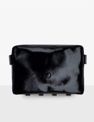 cube glossy black