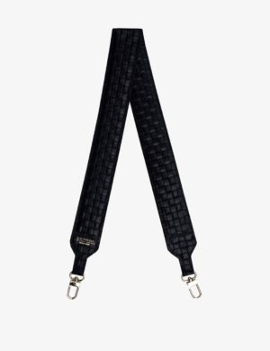 pasek długi black braid