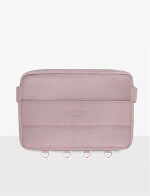 tube touch og sand torebka pink quartz