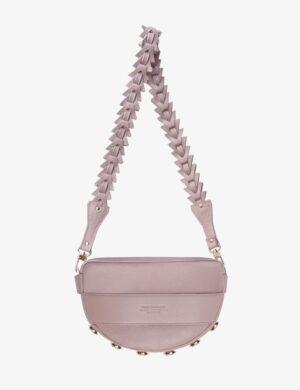 długi pasek pink quartz touch of sand