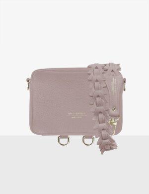Torebka BABY CUBE pink quartz SET III