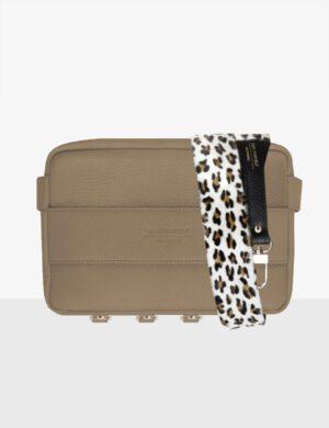 Torebka CUBE cortado SET II leopard