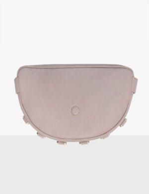 LUNA pink quartz torebka