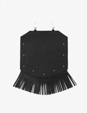 KLAPA SWISH medium black drops