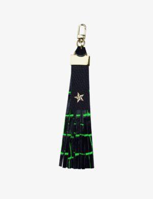 BRELOK neo black croco STARS