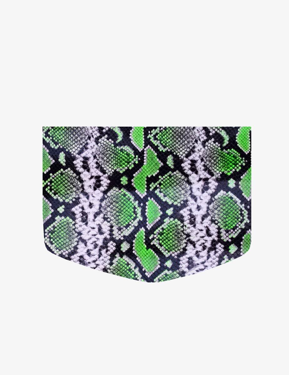 KLAPA neo green snake