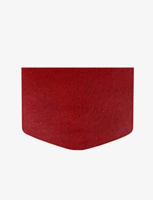 KLAPA red ostrich