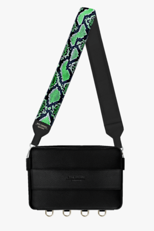 CUBE SET black STRUCTURE neo green snake