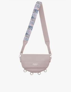 BABY LUNA SET pink quartz DŁUGI PASEK slim mosaic