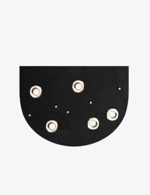 KLAPA MOON black circle
