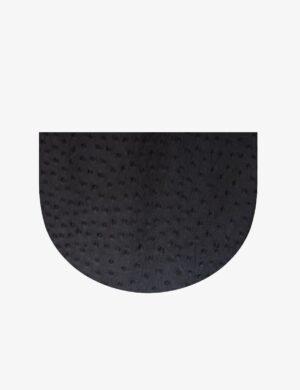 KLAPA MOON black ostri