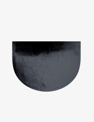 KLAPA MOON glossy black