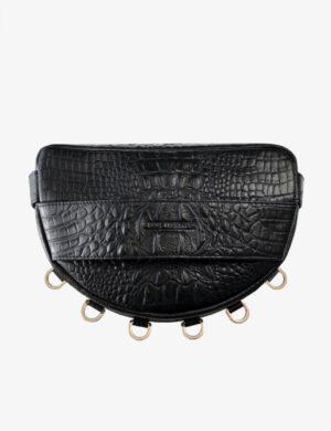 LUNA black cro torebka personalizowana make yourself