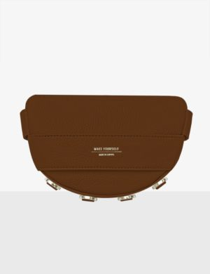 baby luna caramel torebka personalizowana make yourself bag